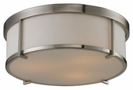 ELK 11465/3 Flushmounts 15 Inch Diameter Transitional Ceiling Light Fixture
