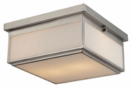 ELK 11464/2 Flushmounts Transitional Brushed Nickel Ceiling Lighting With LED Option