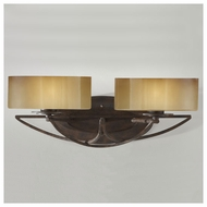 Feiss VS17802MBZ El Nido 2-light Vanity Light