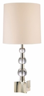 Hudson Valley L125 Concordia 38 Inch Tall Crystal Table Lamp With Full Range Dimmer