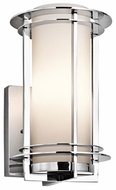 Kichler 49344PSS316 Pacific Edge Small Marine Grade Stainless Steel Outdoor Light Sconce
