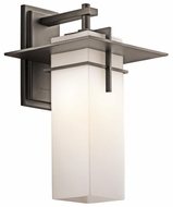 Kichler 49644OZ Caterham Large 1-light Indoor/Outdoor Wall Lamp