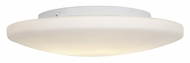 Access 50162-WH/OPL Orion�19 Inch Diameter White Opal Glass Flush Lighting
