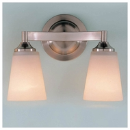 Feiss VS9402BS Gravity Contemporary 2-light Vanity