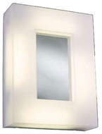 PLC 1018-PC Estilo 4 Light Contemporary Fluorescent Wall Sconce