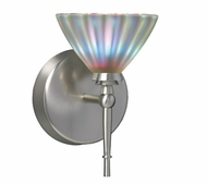 Domi Modern Wall Lamp with Pearl Glass