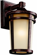 Kichler 49071BST Atwood Outdoor Wall Fixture - Small (11.5 )