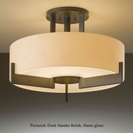 Hubbardton Forge 12-6403 Axis Large Semi Flush Mount Ceiling Light