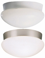 Kichler 8102 Ceiling Space Small Fluorescent 9 Inch Diameter Ceiling Lighting