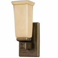 AFX GGW113RBSCT Glasgow Fluorescent Outdoor Wall Sconce
