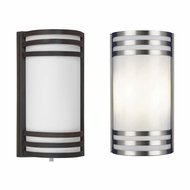 AFX TRW213-XX-EC Trillium Fluoresecent Outdoor Wall Sconce