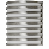 AFX BBW113SAEC Bilbao Fluorescent Contemporary Outdoor Wall Sconce