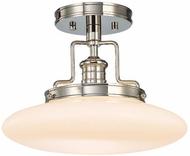 Hudson Valley 4202 Beacon Semi-Flush Ceiling Fixture - 12 inches wide
