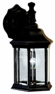 Kichler 9776BK Chesapeake Small Outdoor Wall Sconce in Black, White, or Bronze