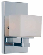 Lite Source LS16121CFRO Kaseko Contemporary Wall Sconce