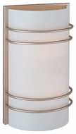 Lite Source LS16222SSFRO Strokes Contemporary Wall Sconce