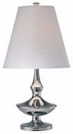 Lite Source LS21155CWHT Flavio Contemporary Table Light