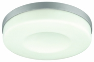 CSL SS1034A-BC Impression Fluorescent Flush Mount Ceiling or Wall Light - 15 inches