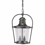 Troy F2037EB Guild Hall Medium Outdoor Hanging Ceiling Lantern