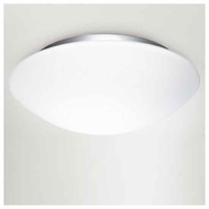 Zaneen D22041 Eos Large Contemporary Style Semi-Flush Ceiling Light and Wall Sconce
