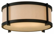 Feiss FM335ORB Stelle Flush Mount Ceiling Light