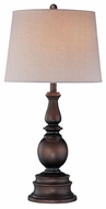 Lite Source LS20847DBRZ Breyon Traditional Table Lamp