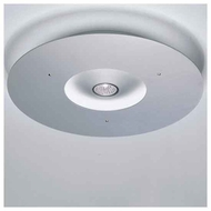 Zaneen D92007 Ixion Circular Contemporary Semi-Flush Ceiling Light