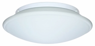 Besa 9430 Sola 16 Flush Mount Ceiling Light with Opal or Marble Glass
