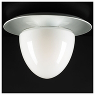 PLC 67018 Milo Contemporary Style Fluorescent Semi-Flush Ceiling Light