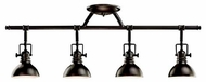 Kichler 7704OZ Pharmacy 4-Lamp Directional Rail Light in Olde Bronze