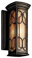 Kichler 49226OZ Franceasi 15  Outdoor Wall Sconce