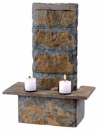 Kenroy Home 53236 Retreat Contemporary Table Fountain