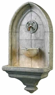 Kenroy Home 53265 Canterbury Traditional Wall Water Fountain