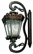 Kichler 9362LD Tournai Traditional 5-Lamp Outdoor Wall Sconce