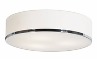 Access 20672 Aero Simple Flush Mount Ceiling Light - Large (15.7 )