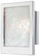 Lite Source LS16949 Paola Modern Chrome 1-lamp Wall Lighting