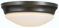 Feiss FM271 Barrington 1 Light 10 inch Flushmount Ceiling Fixture