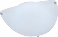 Lite Source LS5392FRO Shelly Fluorescent Contemporary Flush Mount Ceiling Light