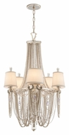 Corbett 157-05 Flirt Small 26 Inch Diameter Crystal Hanging Chandelier Lighting