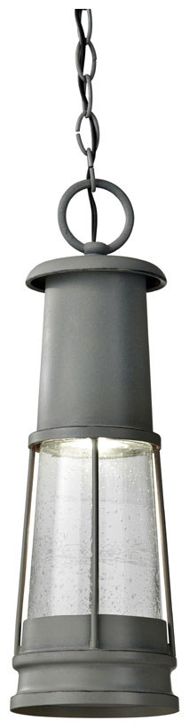 Feiss OL8211-STC Chelsea Harbor LED 18 Inch Tall Outdoor Nautical Drop Lighting. Loading zoom  sc 1 st  Affordable L&s & Feiss OL8211-STC Chelsea Harbor LED 18 Inch Tall Outdoor Nautical ... azcodes.com