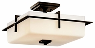 Kichler 49641OZ Caterham Indoor/Outdoor Ceiling Light