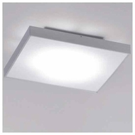 Zaneen D92067 Linea Contemporary Semi-Flush Ceiling Light