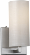 Philips F4330-36 Cambria Contemporary Satin Nickel Wall Sconce