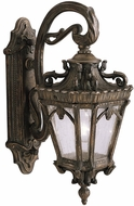 Kichler 9356LD Tournai 18 Inch Fluorscent Outdoor Lantern Wall Sconce