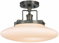 Hudson Valley 4205 Beacon Semi-Flush Ceiling Fixture - 15 inches wide