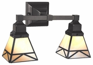 craftsman style bathroom fixtures craftsman amp mission style lighting fixtures 17989