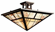 Craftsman mission style lighting fixtures discount craftsman ceiling lights mozeypictures Image collections