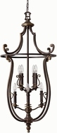 Hinkley 4258OB Plymouth Large 8 Light Bronze Traditional Foyer Fixture