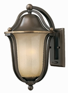 Hinkley 2634OB Bolla 2 Light 15 Inch Outdoor Wall Sconce
