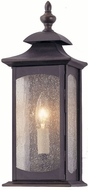 Feiss OL2600-ORB Market Square 1-light 14 inch Exterior Wall Lamp in Oil Rubbed Bronze